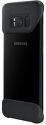 Samsung Galaxy S8 2Piece čierny zadný kryt