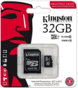 Kingston Industrial Temp micro SDHC 32GB 90 MB/s UHS-I Class 10