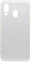 Mobilnet gumené puzdro pre Samsung Galaxy A40, transparentná