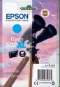 Epson singlepack 502 XL cian