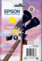 Epson singlepack 502 XL žltý