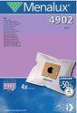 Menalux 4902 vrecká do vysávača (4ks+filter)
