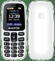Aligator A220 Senior biely