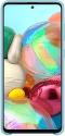 Samsung Silicone Cover pre Samsung Galaxy A71, modrá