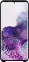 Samsung Silicone Cover pre Samsung Galaxy S20+, čierna