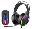 Marvo MH01BK herný set - headset a myš