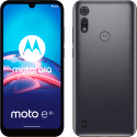 Motorola Moto E6i 32 GB sivýGrey_FRONTBACK