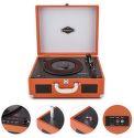 Auna Peggy Sue CD oranžový (1)