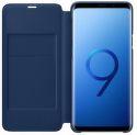 Samsung LED View puzdro pre Galaxy S9+, modré