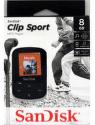 SanDisk Sansa Clip Sports 8 GB čierny