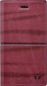 Mobilnet Luxury knižkové puzdro pre Samsung Galaxy J3 2017, červená
