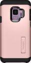 Spigen Tough Armor puzdro pre Samsung Galaxy S9, rose gold