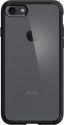 Spigen Ultra Hybrid 2 puzdro pre Apple iPhone 7/8, čierne