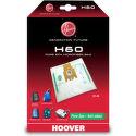 Hoover H60 vrecká do vysávača (4ks)