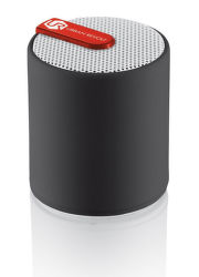 TRUST Drum Wireless Mini Speaker, black