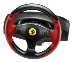 Thrustmaster Ferrari Red Legend Edition (PC, PS3)