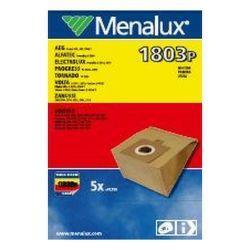 Menalux 1803p vrecká do vysávača (5ks+filter)