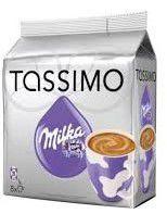 Tassimo Milka Powder 8ks