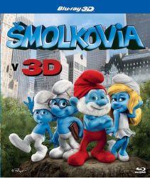 BD F - Šmoulové (3D)