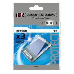 TNB ochranná fólia na navigácie a PDA, 3ks