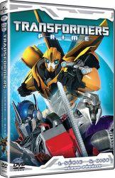 DVD F - Transformers Prime 1. série 5. disk