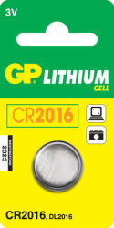 GP CR2016 1ks