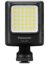 PANASONIC VW-LED1E-K (čierna) - LED svetlo