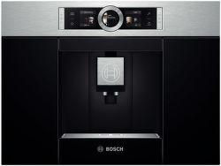 BOSCH CTL636ES1 (čierna) - Vstavané espresso