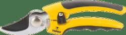 TOPEX Nožnice záhradné univerzálne 190 mm, čepeľ: 42 mm