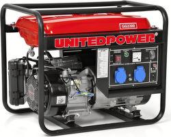 UNITEDPOWER GG 3300, benzínový generátor prúdu