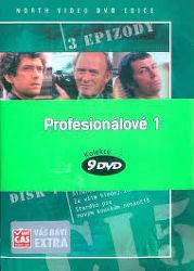 DVD F - Profesionálové Pack 1 (DVD1-9)