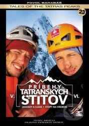 DVD F - FILM [BARABAS, P.] - PRIBEHY 5-6 TATRANSKYCH STITOV