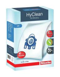 Miele HyClean G/N 3D vrecká do vysávača (4ks+2 filtre)