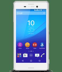Sony Xperia M4 Aqua biely
