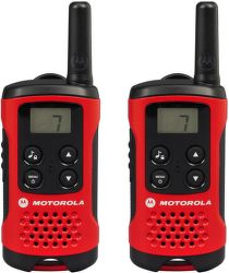 MOTOROLA TLKR T40, vysielačky