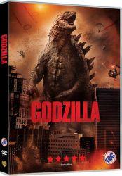 DVD F - Godzilla