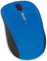 MICROSOFT L2 Wireless Mobile Mouse 3500 Cyan Blue