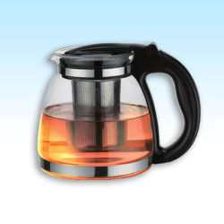 ORAVA VK-150, sklenená čajová kanvica
