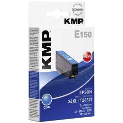 KMP E150 (T2632) 26XL (modrá)