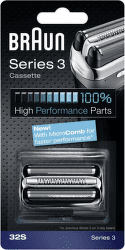 Braun CombiPack Series 3-32S holiaca fólia a holiaci blok