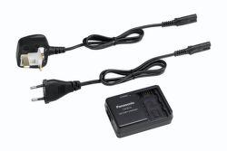Panasonic VW-BC10E-K, nabíjačka