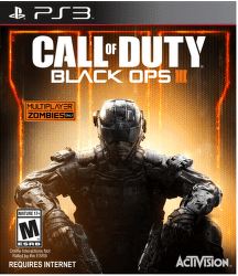 Call of Duty: Black Ops III - hra pre PS3