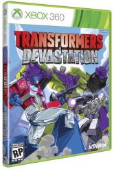 Transformers Devastation - hra pre X360