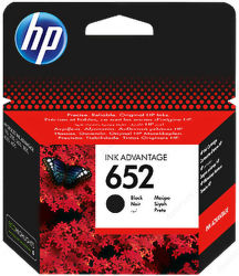 HP F6V25AE No.652 (black)