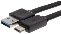 REMAX AA-1122 kabel TYP USB - C čierny