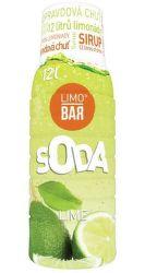 Limo Bar limetkový sirup (500 ml)