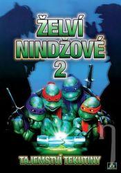 Korytnačky ninja 2: Tajomstvo bahna - DVD film