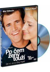 Po čom ženy túžia - DVD film