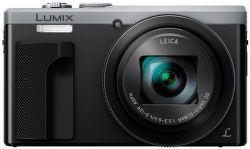 Panasonic Lumix DMC-TZ80 (strieborný)
