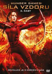 Hunger Games: Síla vzdoru 2. část - DVD film